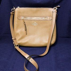 NEW Coach Mae File Crossbody